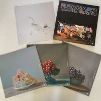 Vanbergen, Reinhard - Ubuntu, Stringworx, Presents For Friends (3LP-Set)