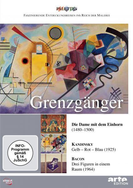 Grenzgänger: Die Dame mit dem Einhorn / Kandinsky / Bacon (unveröffentlichte Folgen) (Neuauflage)
