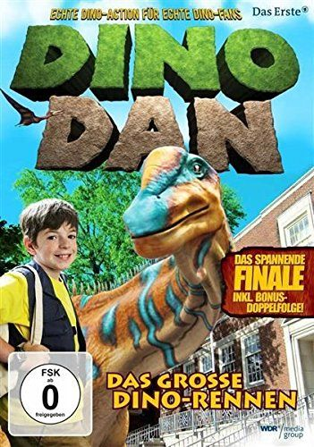 Dino Dan - Das große Dino-Rennen (Folge 41-50 + Bonus-Doppelfolge)