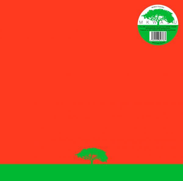 MKWAJU Ensemble (Midori Takada) - MKWAJU (LP)