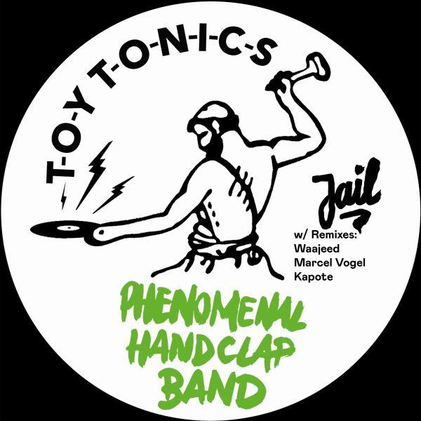 Phenomenal Handclap Band - Jail (Remixes: Waajeed, Marcel Vogel, Kapote)