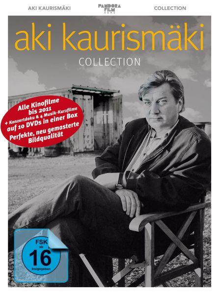 Aki Kaurismäki Collection (remastered)
