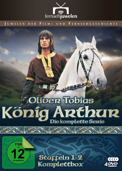 König Arthur - Komplettbox (Staffeln 1+2) - Fernsehjuwelen