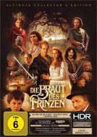 Die Braut des Prinzen - Limited Mediabook Edition (4K Ultra HD) (+ Blu-ray + 2 DVDs)