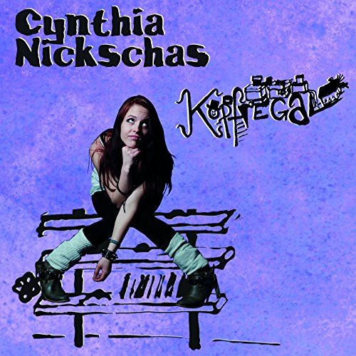 Nickschas, Cynthia - Kopfregal