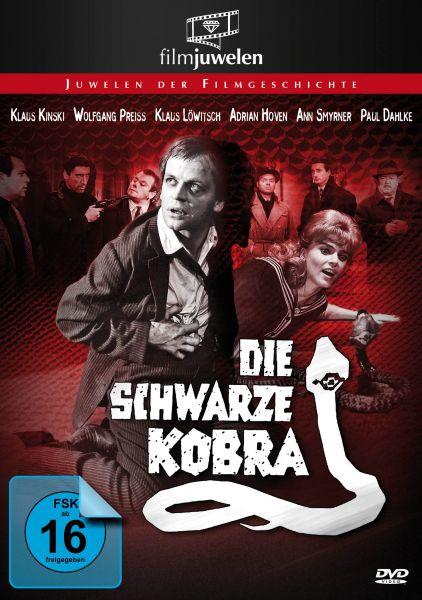 Die schwarze Kobra - mit Klaus Kinski