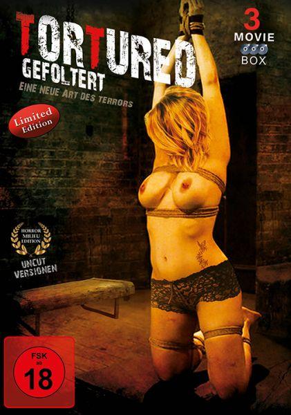 Tortured - Gefoltert (Limited Edition)