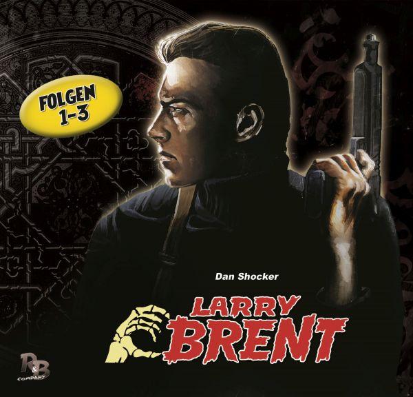 Larry Brent - PSA Akten #1 (1/2/3)