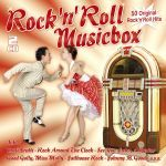 Various - Rock`n`Roll Musicbox - 50 Original Hits