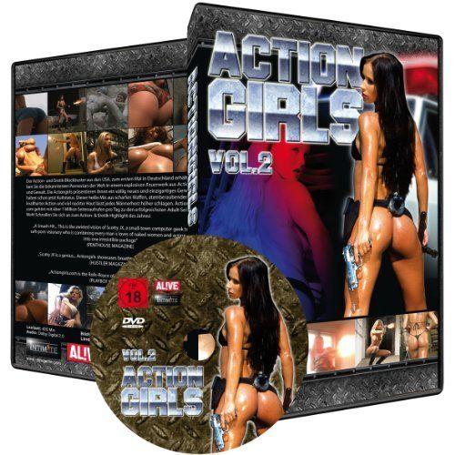 Actiongirls Vol. 2