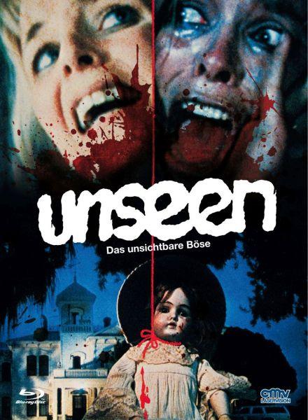 Unseen - Das unsichtbare Böse - Cover A