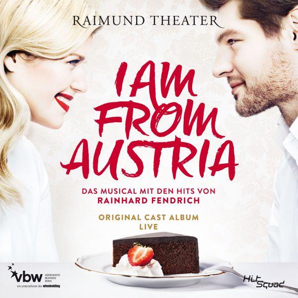 Original Cast Österreich (Lukas Perman, Iréna Flury, Elisabeth Engstler, Andreas Steppan, uva) - I A