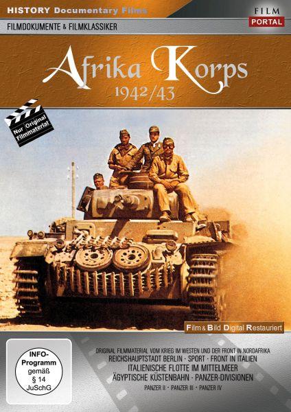 Afrika Korps 1942/43