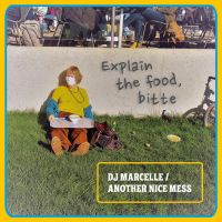 DJ Marcelle / Another Nice Mess - Explain the Food, Bitte (LP)
