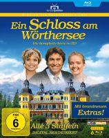 Ein Schloss am Wörthersee - Gesamtbox (Staffel 1 - 3)