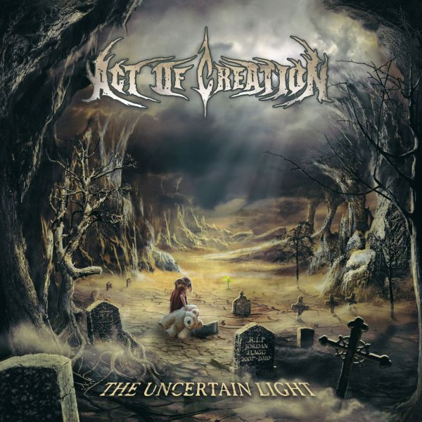 Act Of Creation - The Uncertain Light