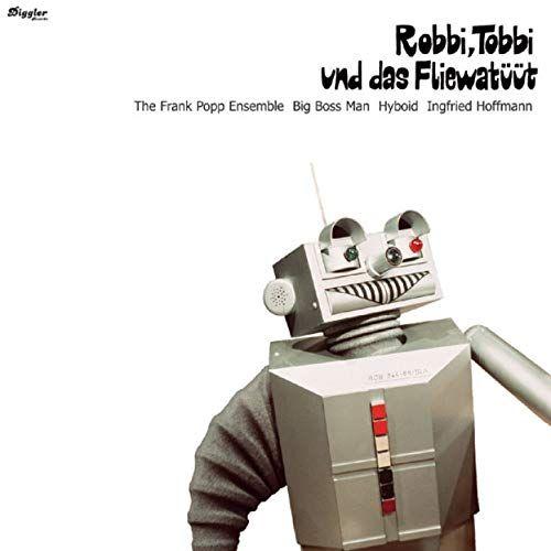 Popp, Frank Ensemble - Robbi, Tobbi Und Das Fliewatüüt (Edits)