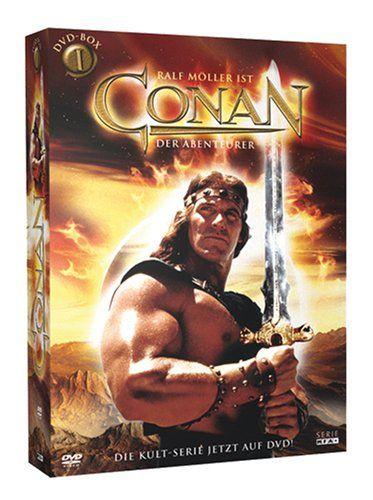Conan, der Abenteurer - Staffel 1