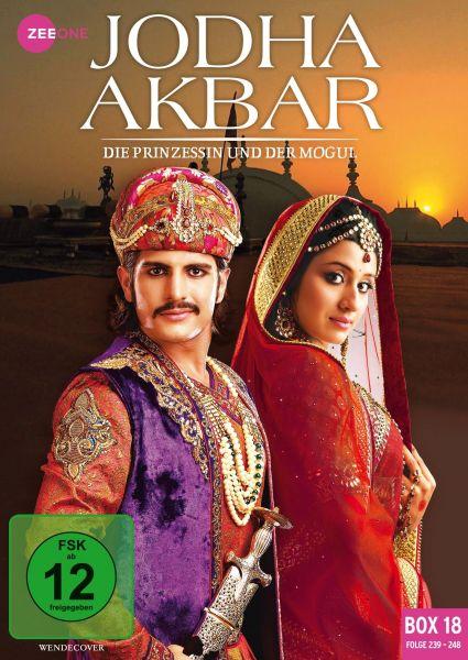 Jodha Akbar - Die Prinzessin und der Mogul (Box 18) (239-248)