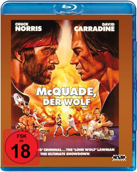 McQuade - Der Wolf ( Blu-ray)