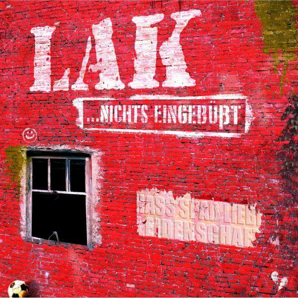 LAK - ... nichts eingebüßt (LP)