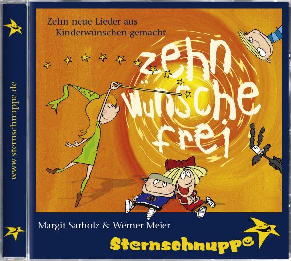 Sternschnuppe - Zehn Wünsche frei