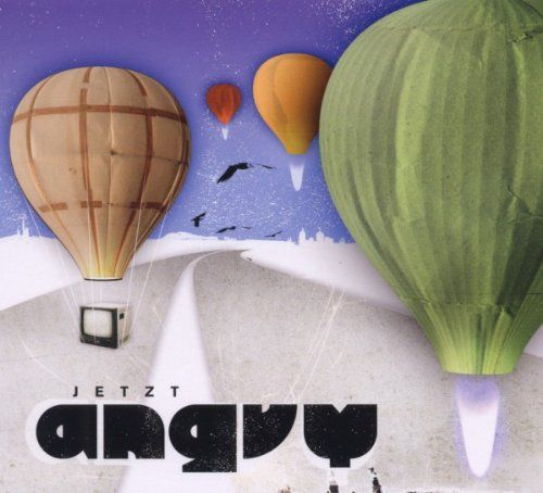 Angry - Jetzt