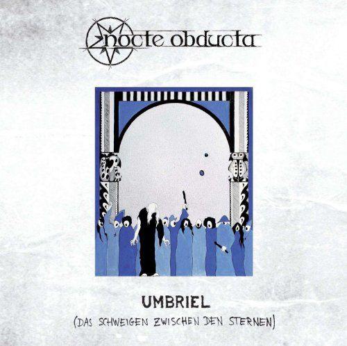 Nocte Obducta - Umbriel (Das Schweigen zwischen den Sternen) lim. Vinyl rot
