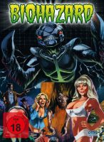 Biohazard - Monster aus der Galaxis (uncut) (Limitiertes Mediabook) (Blu-ray + DVD)