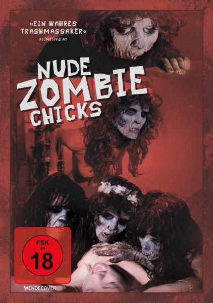 Nude Zombie Chicks (Uncut)