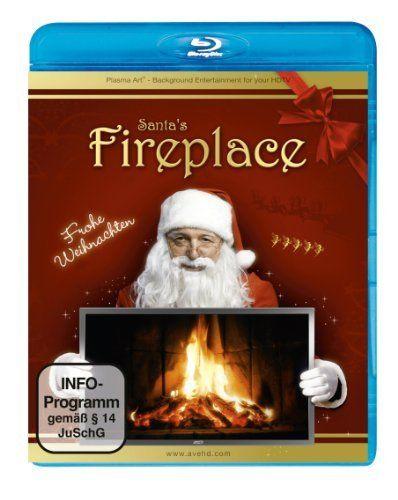 Santa's Fireplace