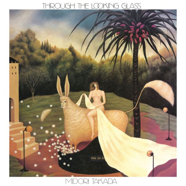 Midori Takada - Through The Looking Glass (LP) (2017 ReEdition)