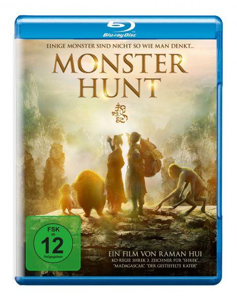 Monster Hunt 2D