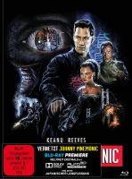 Johnny Mnemonic (Limited Edition Mediabook - 2 Blu-rays) Version B