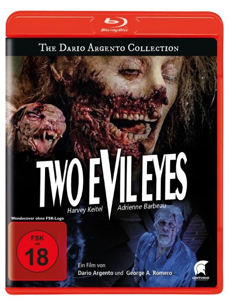 Two Evil Eyes - Dario Argento Collection #03