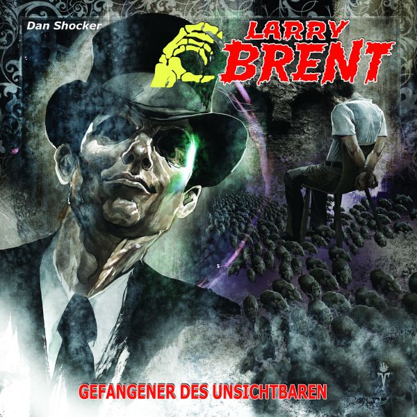 Larry Brent - Gefangener des Unsichtbaren (16)