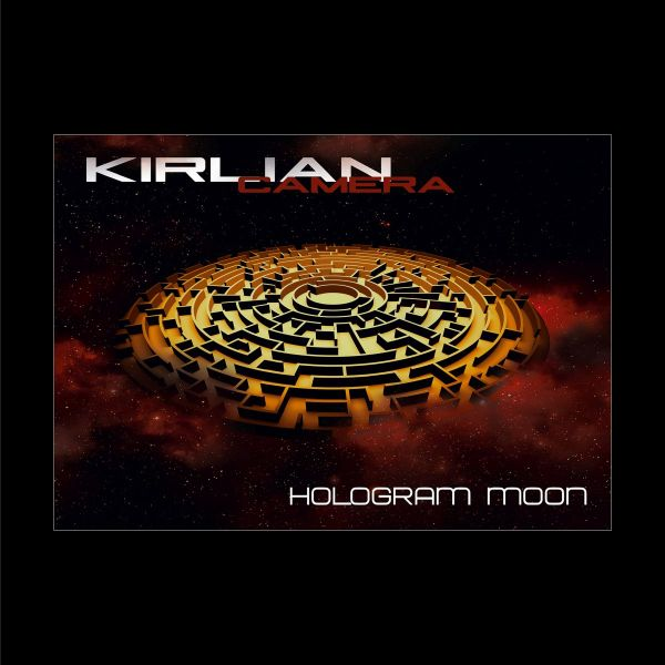 Kirlian Camera - Hologram Moon (2CD im Buch Format)