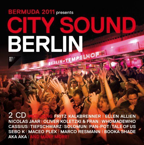 Various - City Sound Berlin 2011 (BerMuDa presents)
