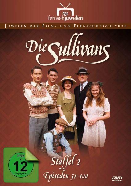 Die Sullivans - Staffel 2 (Folge 51-100)