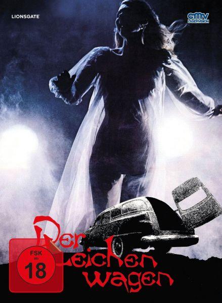 Der Leichenwagen (Limitiertes Mediabook) (Blu-ray + DVD)