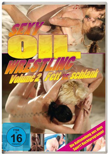 Sexy Oil Wrestling Vol.2 - Fett vs. Schlank