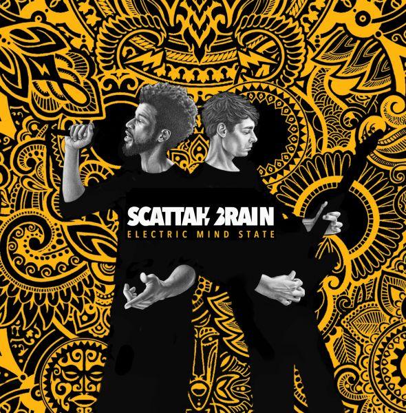 Scattah Brain - Electric Mind State (LP)