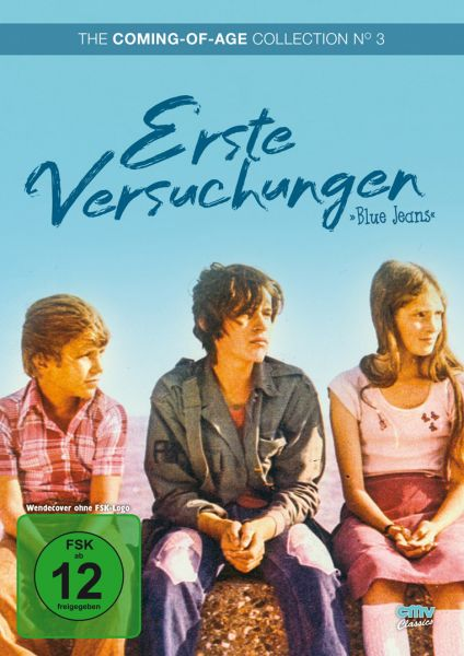 Erste Versuchungen (The Coming-of-Age Collection No. 3)