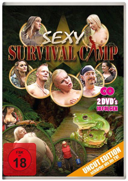 Sexy Survival Camp (2-Disc Uncut Edition)
