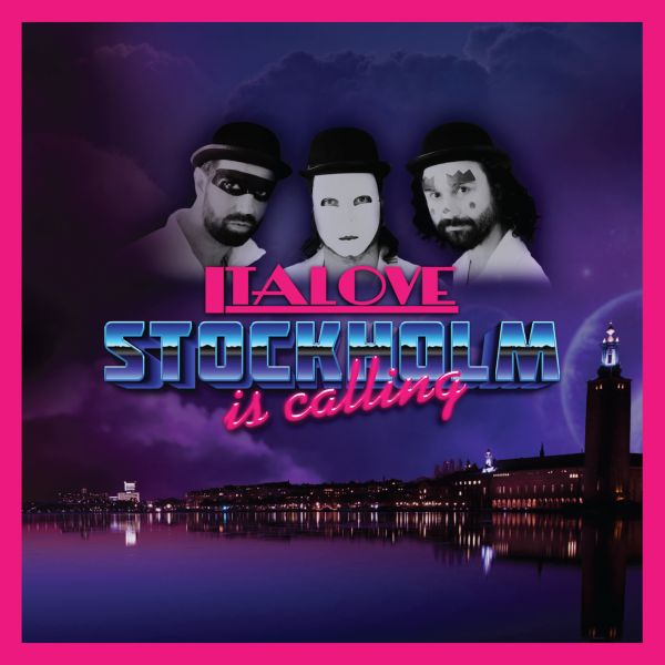 Italove - The Stockholm Is Calling EP