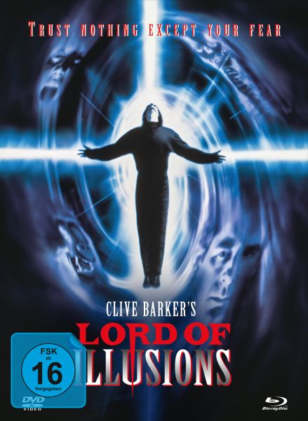 Lord of Illusions - 2-Disc Mediabook (Blu-ray + DVD)