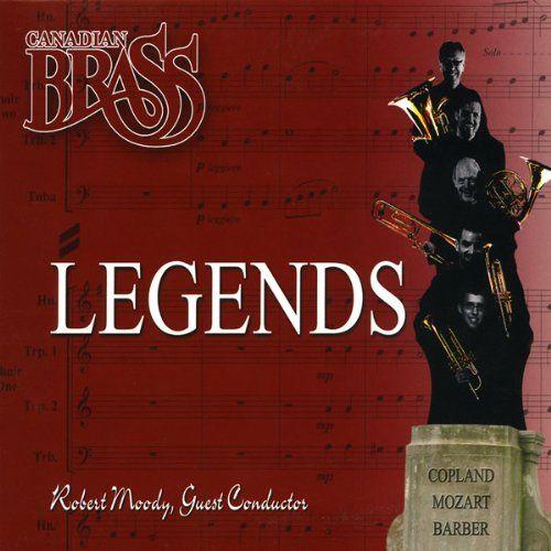 Canadian Brass - Legends