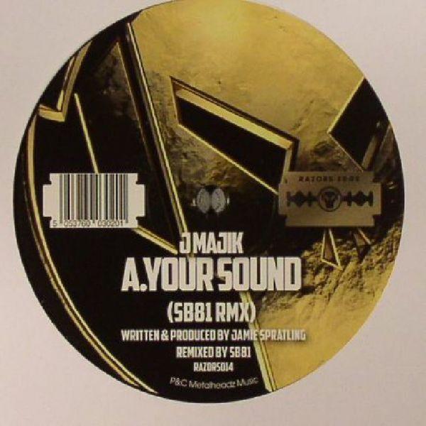 J Majik / SB81 - Your Sound (SB81 Remix) / Blueprints (SB81's Acid Remix)