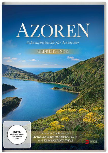 Azoren - Sehnsuchtsinseln für Entdecker