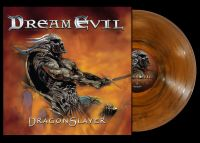 Dream Evil - Dragonslayer (LP orange/schwarz marble)